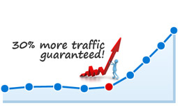 30% More Traffic Guaranteed